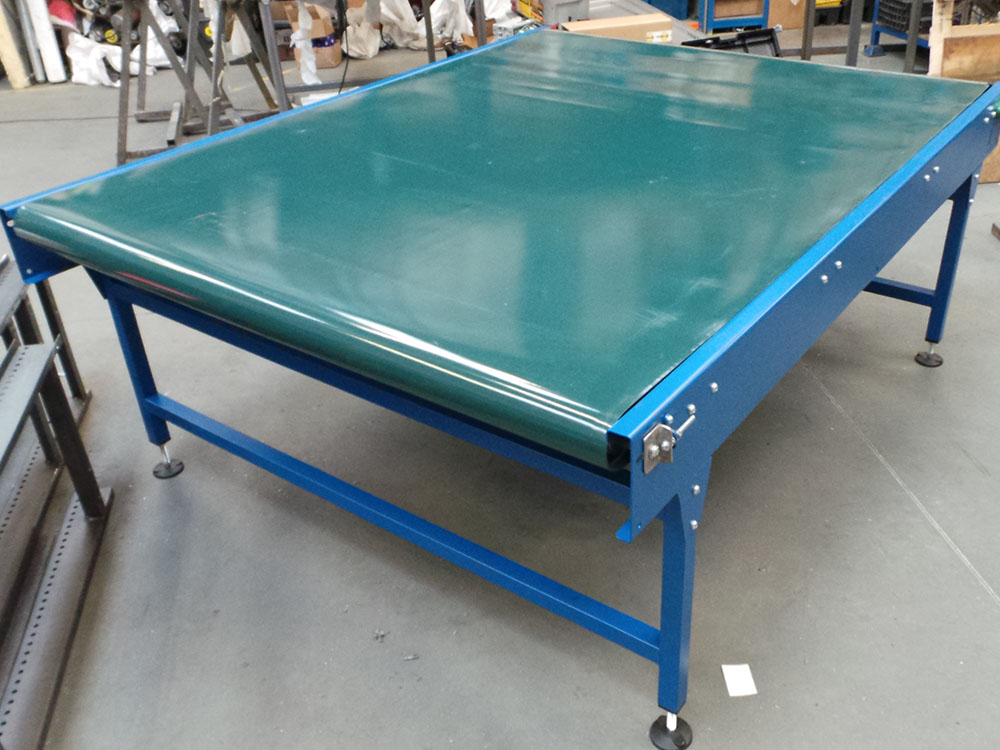 extra wide belt conveyor