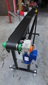 narrow belt conveyor