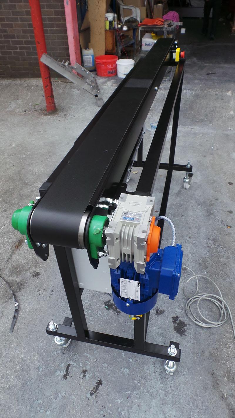 small belt conveyors