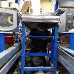 Belt conveyor extension