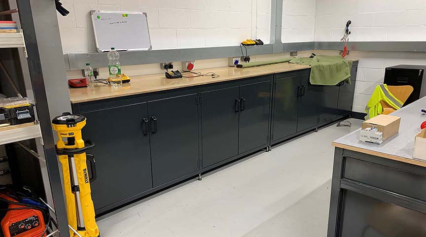 workshop workbenches