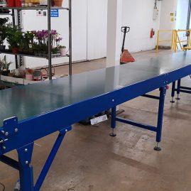 belt conveyors for e-commerce