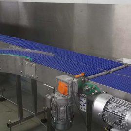 converger modular belt conveyor
