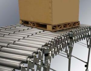 flexible conveyor category button