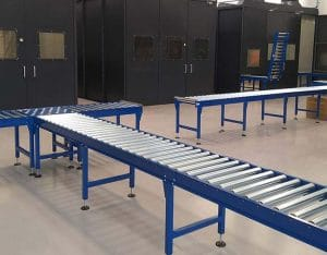 gravity conveyors category button