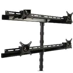 multiple monitor brackets