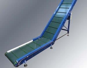 swan neck conveyor