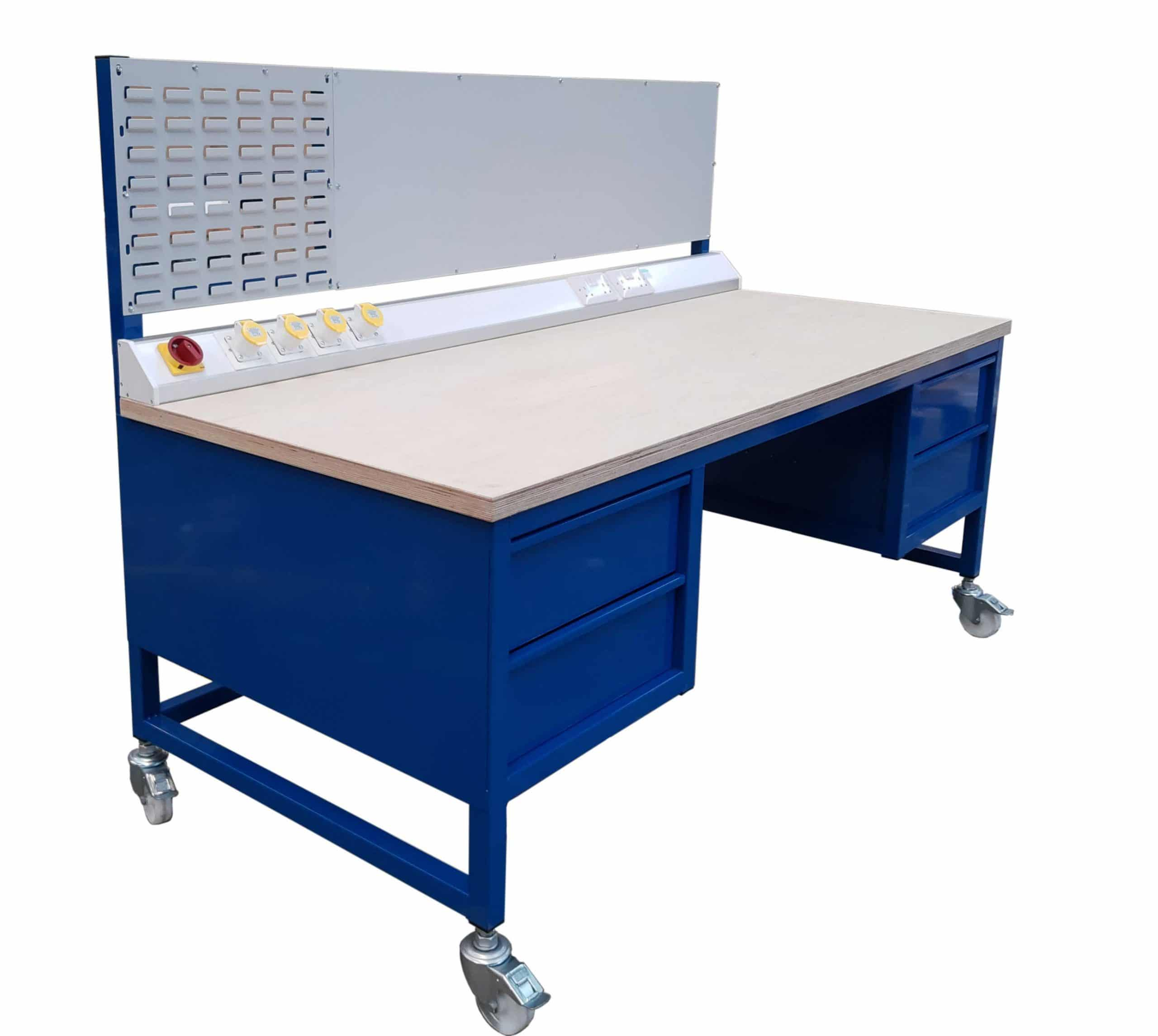 Thick Plywood Top Workbench