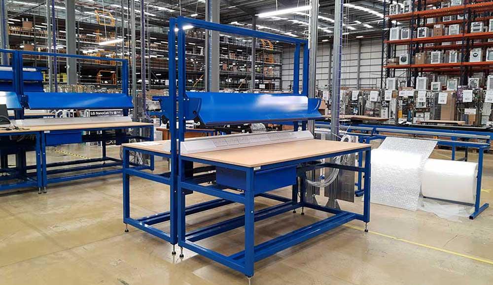 Warehouse Workbench