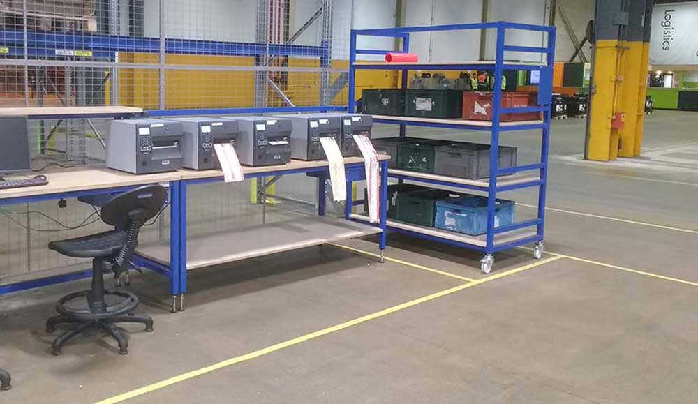 warehouse returns processing