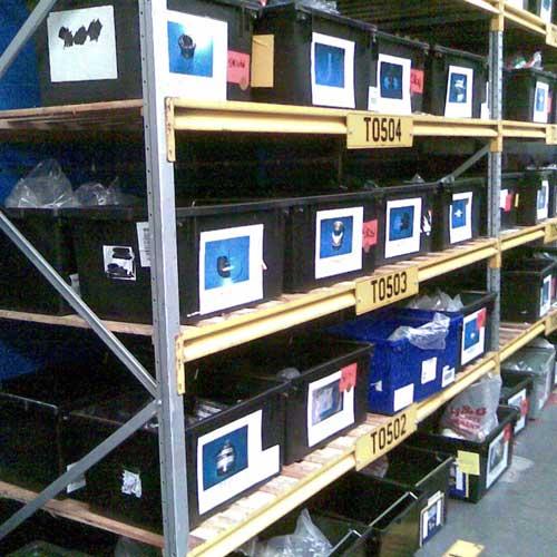 warehouse totes