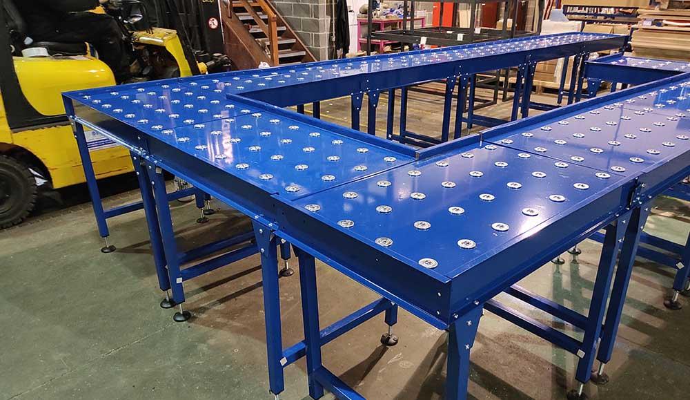 modular ball tables
