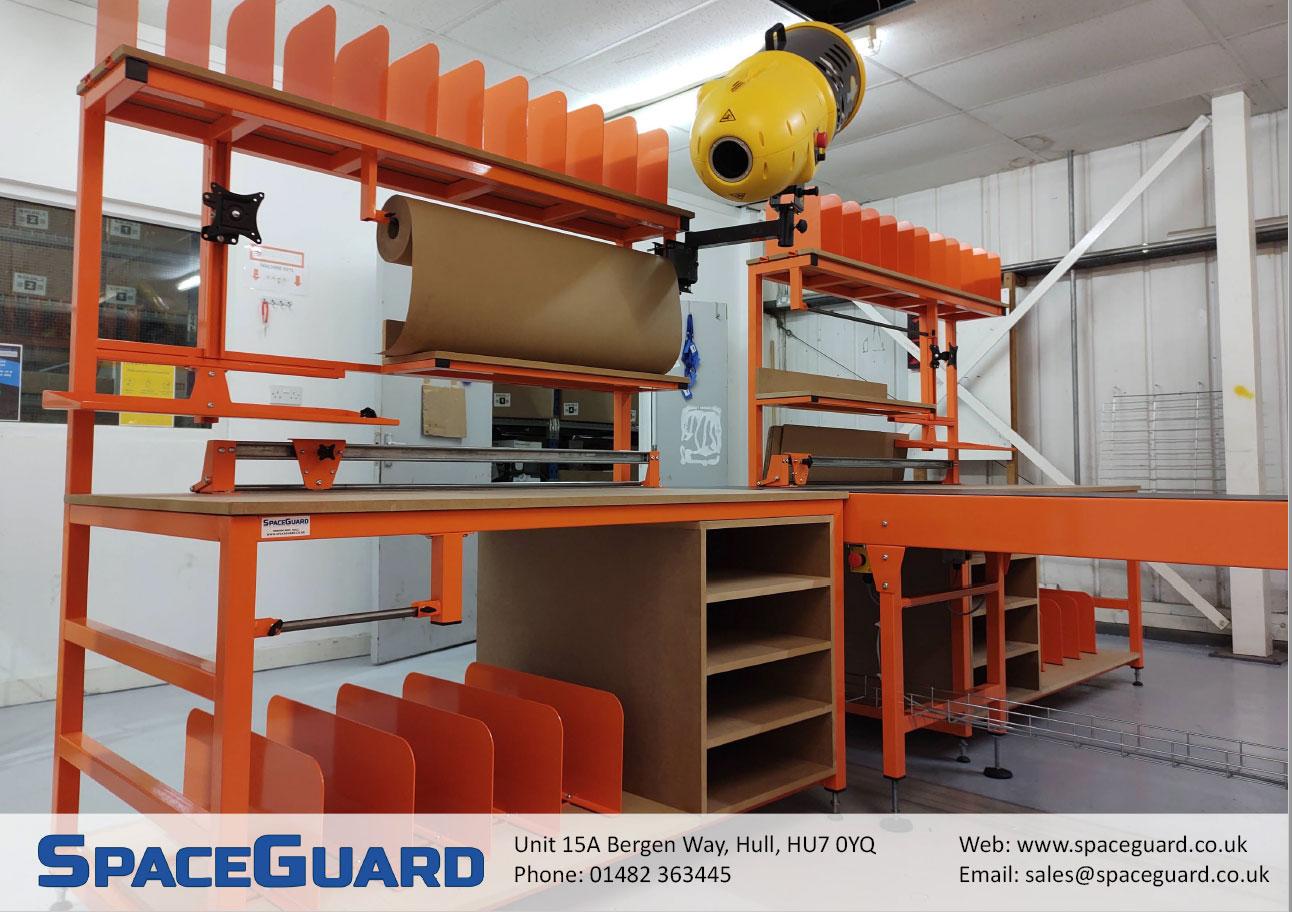 Packing Conveyor System