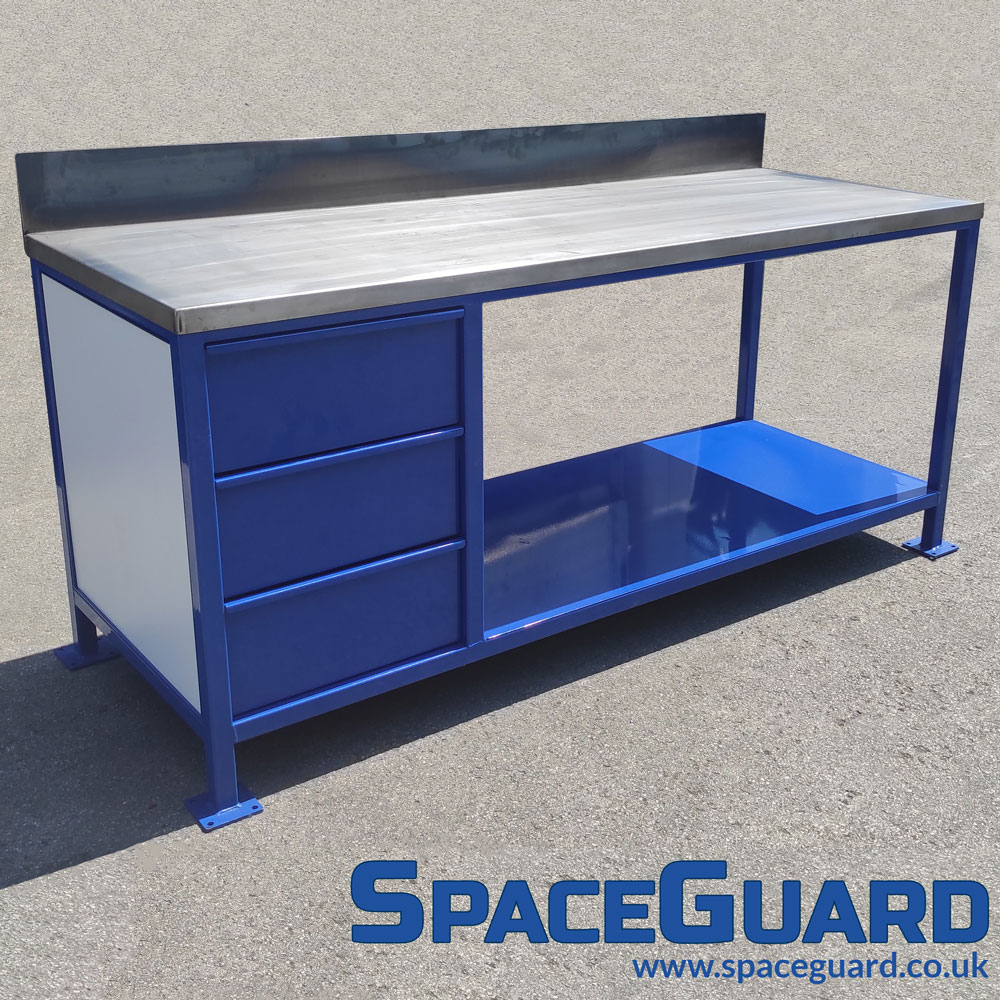 Spaceguard heavy duty workbench