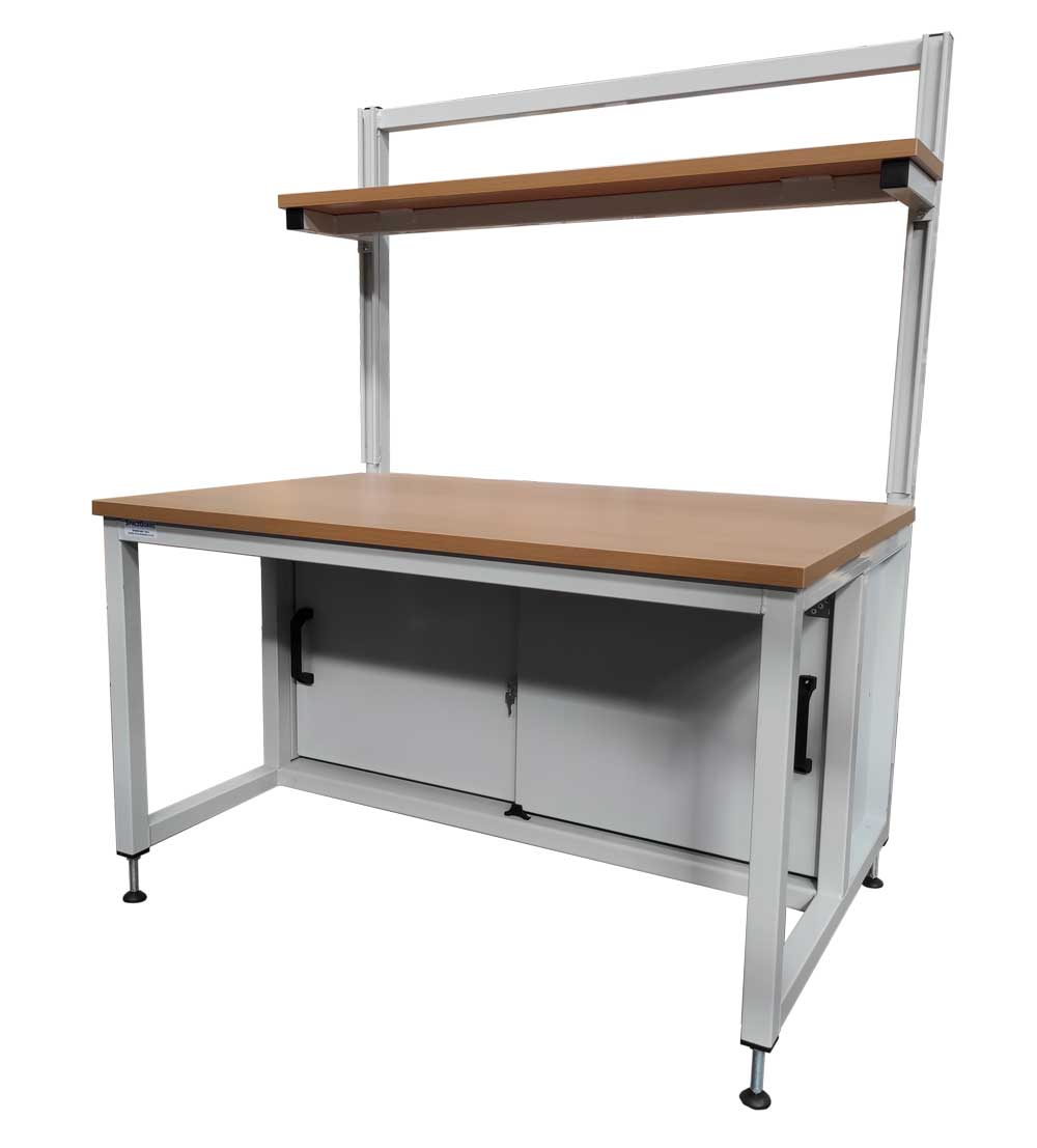 Workbench with cabinets (#16841)