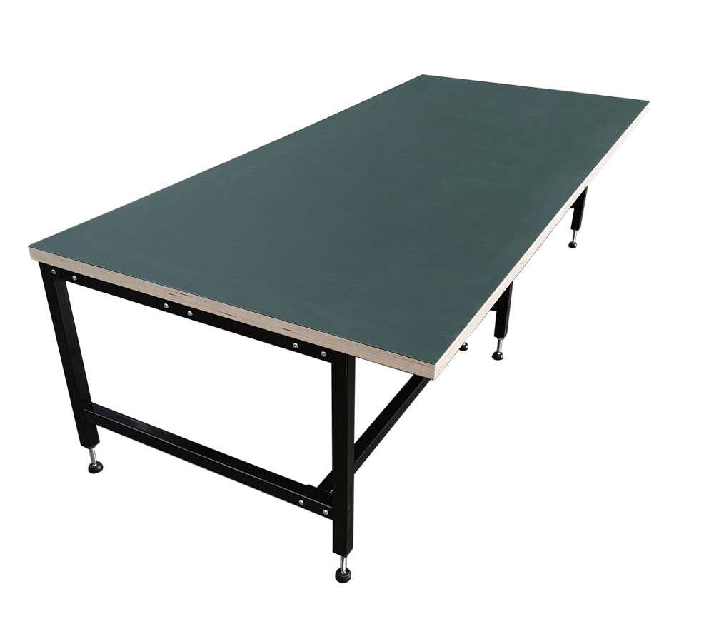 Conifer green top project table (#16112)