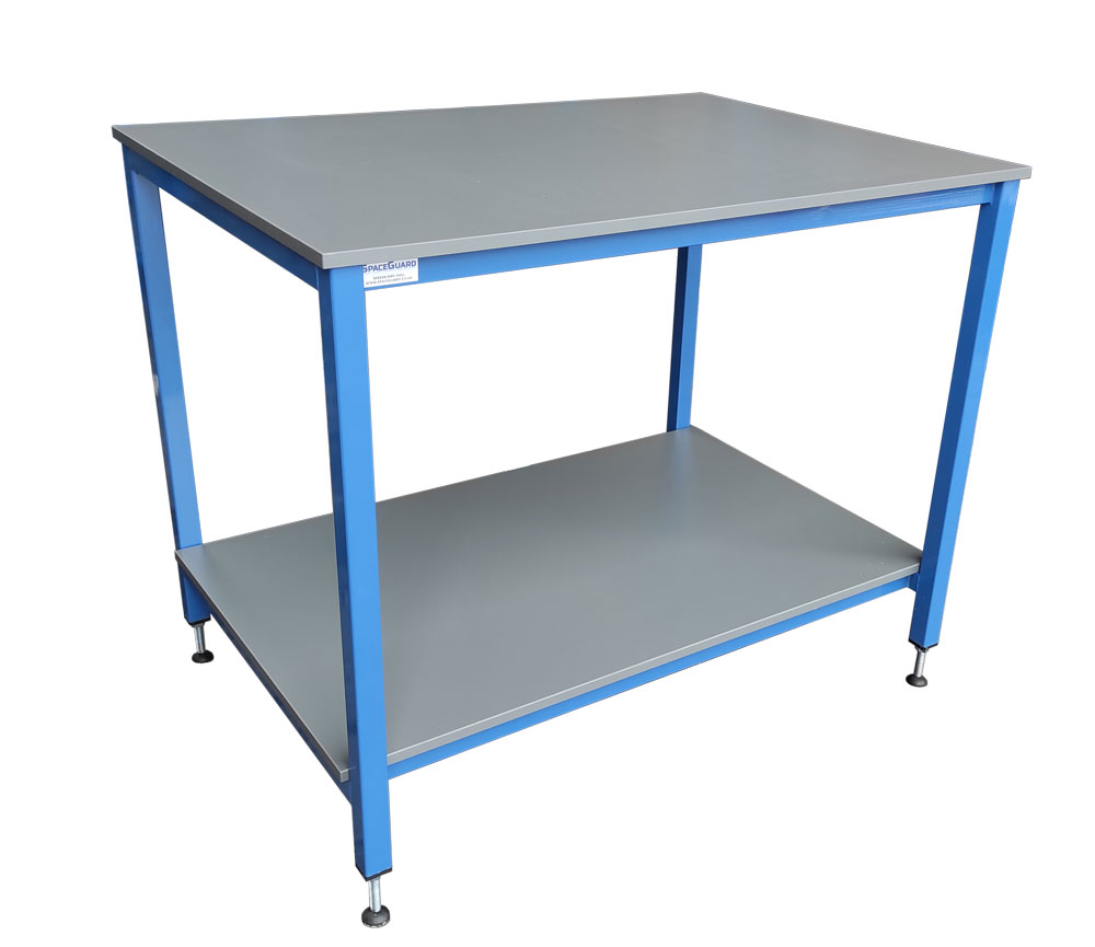 Grey top packing table (#18238)